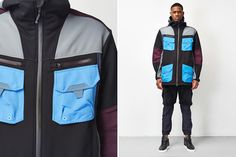 7 layer system tech wear
