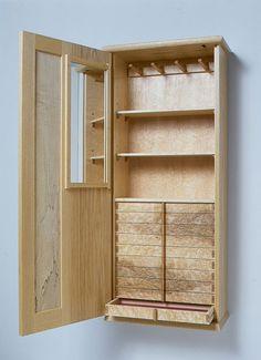 Krenov inspired jewelry box