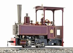 ACCUCRAFT TRAINS