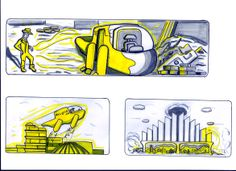 """page 6 from """"The Yellow Hat"""""""