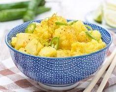 Chou-fleur doré au poulet, curry et lait de coco au cookeo Ingrédients