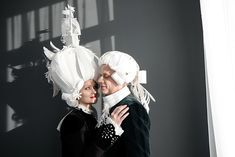 Russian artist, Asya Kozina creates intricate baroque wigs from paper. Baroque, Wedding Costumes, Wig Making, Grid Design, Design Art, High Art, Carnival Costumes, Paper Artist, Art For Art Sake