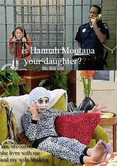 lol Hannah Montana. I miss this show:) That's the guy who plays as the grape from the Fruit of the Loom commercials