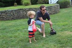 Willie Geist's 5 tips for dads: Get ready for the naked parade - TODAY.com