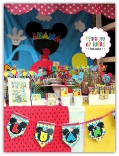 Galletas decoradas de la minnie mouse ideas para fiestas - Casa de minnie mouse ...
