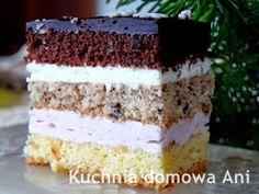 Kuchnia domowa Ani: Ciasto śnieżka Polish Recipes, Something Sweet, Cake Pops, Vanilla Cake, Baked Goods, Tiramisu, Ale, Food And Drink, Sweets