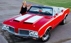 Old Cars Vintage Muscle Oldsmobile 442 53 Super Ideas Oldsmobile Cutlass, Gta, Vintage Cars, Antique Cars, Convertible, Classic Car Restoration, Robin, Automobile, Pony Car