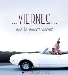 Viernes - Friday
