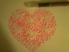 Paper Cutting by Hand 6/27/2015