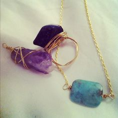 stone and wire