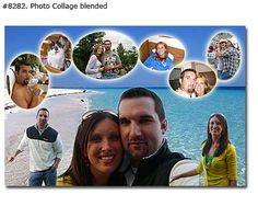 [Custom Couple Photo Collage for dating and married couples]