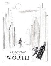 Worth (Perfumes) 1958 Je Reviens, Gilletta