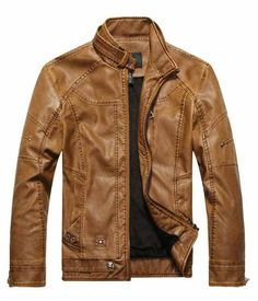 The Splitter Jacket is one of our most popular jackets and for good reason. It's progressive yet vintage style and slim fit gives it a stance that exudes confidence. Made with premium faux-leather. So