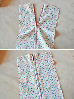 I hate sewing zippers with a passion,but this actually make it fairly simple.Nici mie nu-mi place sa cos fermoare dar metoda aceasta o voi aplica pe viitor. Mi-a dat idei! Sewing Lessons, Sewing Hacks, Sewing Tutorials, Sewing Crafts, Sewing Projects, Sewing Patterns, Sewing Tips, Sewing Clothes, Diy Clothes