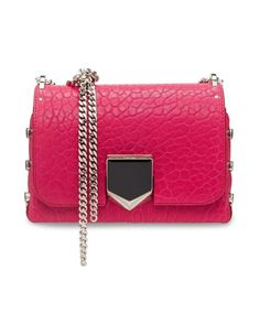 2c8640072b13 Jimmy Choo Lockett Cerice Leather Shoulder Bag. Get one of the hottest  styles of the. Tradesy