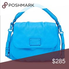 Lil Ukita Top Handle Amazinggggg bag.  Color received so many compliments - lil Ukita top handle satchel.  The handle is still stiff it's in perfect condition. Dustbag included . Marc by Marc jacobs Marc by Marc Jacobs Bags Satchels