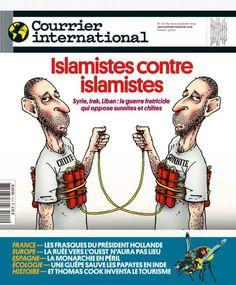 Hebdo n° 1211 du 16 janvier 2014 | Courrier international