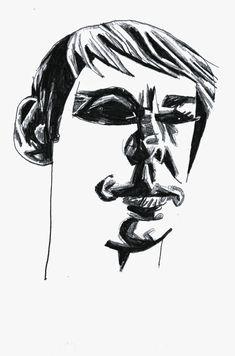 Alessandro Martoz Martorelli (род. 1990г). - Музей рисунка Art And Illustration, Illustrations And Posters, Realistic Drawings, Cartoon Drawings, Expressive Art, Life Drawing, Portrait Art, Comic, Manga