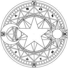 Magic Circle Symbols