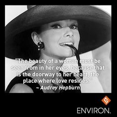 Environ products can boost your skin care routine to new levels. A common side effect is a confidence boost as well.