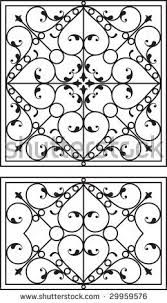 wrought iron designs - Google Search