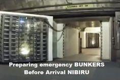 PREPARATION: Preparing BUNKERS Emergency before Arrival NIBIRU (Planet X)