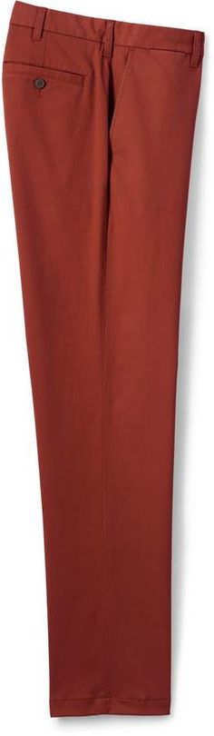 Try our Men's Traditional Fit Comfort-First Knockabout Chino Pants at Lands' End. Tall Pants, One Coin, Mens Big And Tall, Lands End, Traditional, Fitness, Fabric, Cotton, Clothes