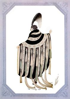 Costume for Gaby Deslys