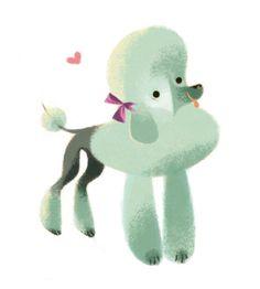 Annette Marnat: Small dog