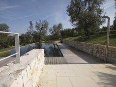 trullo in alto Salento Arch, Sidewalk, Swimming Pools, Pavement, Curb Appeal, Belt