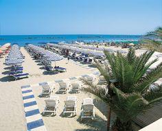 Hotel Taormina - San Benedetto del Tronto - Beach http://www.hoteltaormina.it/spiaggia/ #taormina #sicily