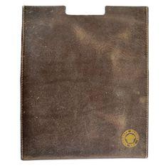 Leather iPad Sleeve on Fab.com