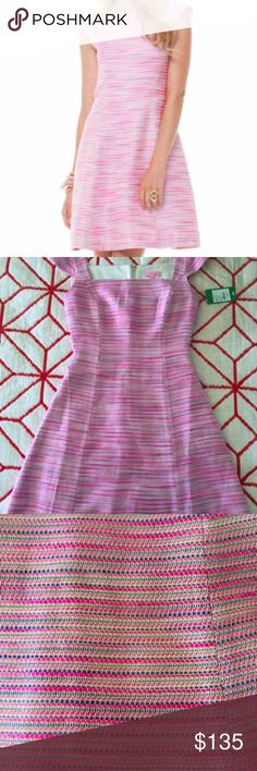 Lilly Pulitzer Pink Dress (Size 2) NWT. Bought for $278 - asking $135. Super cute dress!! I didn't have time to get it altered for my event, so I never got to wear it. Lilly Pulitzer Dresses
