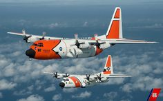 Lockheed C-130 Hercules (#1504) USCG Fleet Currently Includes 22 HC-130H, Two HC-130H with the Avionics One Upgrade (A1U), and Six HC-130J Models
