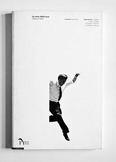 -- Very sober book cover with photo (Atelier Bernd Kuchenbeiser, München)