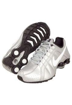 uk availability b003f 4fe1e NEW Women s Nike Shox Junior Running Shoes Metallic 454339-018 Size 8 New  In Box