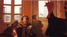Time of the Gypsies by Emir Kusturica what an amazing movie