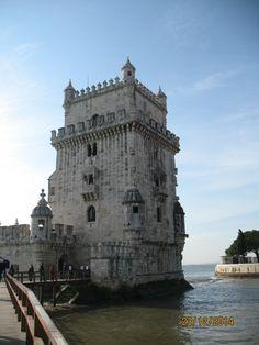 Torre de Belém, Lisboa Fotografia de Fernanda Sant`Anna do Espirito Santo e Clóvis do Espirito Santo Jr.