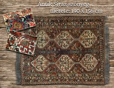 Turning 20th century, Size : 190 x 156 cm Persian Carpet, Carpets, Turning, Bohemian Rug, Oriental, Rugs, Antiques, Antique, Types Of Rugs