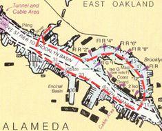 0f95e8cff65 Bay Area Sea Kayakers » Estuary Park to Coast Guard Island Coast Guard, Bay  Area