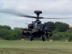 Наземные войска НАТО никогда не ведут боевые действия без вертолётов огневой поддержки. Отправить даже маленький отряд в бой, не обеспечив ему помощь с воздуха, в НАТО так же немыслимо, как посылать пехотинца в атаку без штурмовой винтовки.