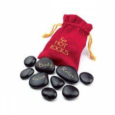 Spa Hot Rocks - Tilaa nyt edulliseen hintaan! - AlphaGeek