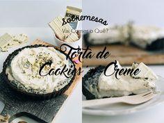 TORTA DE HERSHEY'S COOKIES 'n' CREME