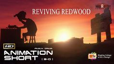 Reviving Redwood. An old man's struggle to bring life back to an abandoned logging town.