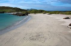Derrynane Beach, Caherdaniel, can feel like your own private beach some days