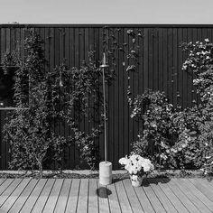 STAM architecten — Woning GOOS Interior And Exterior, Garage Doors, Villa, Patio, Outdoor Decor, Home Decor, Van, Interiors, House