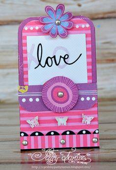 LOVE CARD - Scrapbook.com