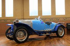 1927 Salmson Grand Sport Roadster