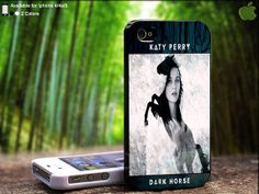 Katy Perry Dark Horse Symbol Design For iPhone 5 / 4 by SidePucket, $14.89