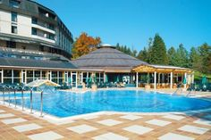 Hotel Vitarium - Terme Krka Šmarješke Toplice Surrounded by a landscaped park, Hotel Vitarium, Terme Smarjeske Toplice, is a modern 4-star superior health and wellness resort. It features an extensive spa with a range of medical treatments. Free Wi-Fi is available.